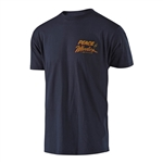 Troy Lee Designs 2018 Take It Easy Premium Tee - New Navy