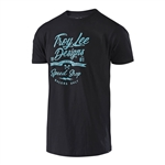 Troy Lee Designs 2018 Widow Maker Premium Tee - Black