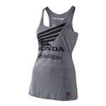 Troy Lee Designs 2017 Womens Honda Wing Shirt - Gray
