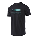 Troy Lee Designs 2018 Wired Premium Tee - Black