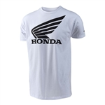 Troy Lee Designs 2017 Youth Honda Wing Tee - White