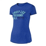 Troy Lee Designs 2018 Womens Podium Crew - Royal