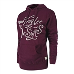 Troy Lee Designs 2018 Womens Victory Pullover - Light Blackberry