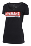 Troy Lee Designs 2018 Womens Yamaha RS2 Tee - Black
