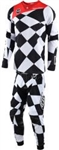 TROY LEE DESIGNS - SE JOKER JERSEY, PANT COMBO WHITE/BLACK