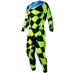 TROY LEE DESIGNS - SE JOKER JERSEY, PANT COMBO YELLOW/BLACK