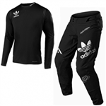 TROY LEE DESIGNS - ULTRA LTD ADIDAS BLACK TEAM JERSEY, PANT GEAR COMBO