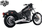 VANCE & HINES BIG RADIUS 2-INTO-1