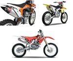 Yoshimura - Comp Series RS-4 Full System (Stainless)