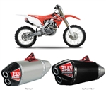 Yoshimura - Pro Series RS-4D Exhaust System (Honda)