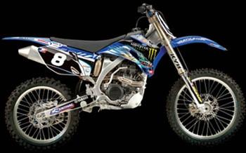 N style yamaha of troy team kit for Yamaha of troy