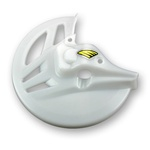 Cycra Works Disc Cover (White)
