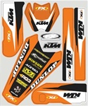 Factory Effex KTM Trim Kit