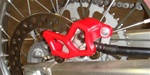 T.M. Designworks - Honda Rear Brake Caliper Guard