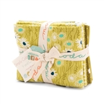 Simply Colorful II Green Fat Quarter Bundle