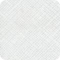 Architextures White Crosshatch Yardage