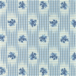 Grand Traverse Bay Light Blue Cedar Yardage