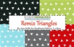 Remix Triangles Fat Quarter Bundle
