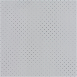 Modern Background Ink Zen Grey Pindot Yardage