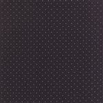 Modern Background Ink Black Pindot Yardage
