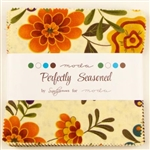 "Perfectly Seasoned 5"" Charm Squares"