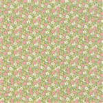 Ambleside Willow Small Floral Yardage