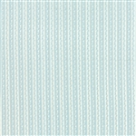 Ambleside Duck's Eggs Rick Rack Stripe Yardage