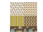 Girrafe Crossing 2 1 Yard Cut Bundle Brown