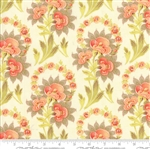 Hazel & Plum Cream Harvest Bouquet Yardage  SKU# 20290-17  Hazel and Plum by Fig Tree Quilts for Moda Fabrics