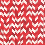 Jingle Crimson Crystal Yardage