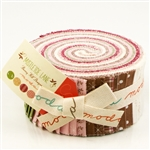Mistletoe Lane Jelly Roll