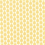 Sundrops Yellow Rainbuds Yardage