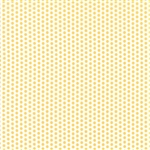 Sundrops Yellow on White Dotted Yardage