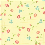 Lulu Lane Canary Meadow Yardage