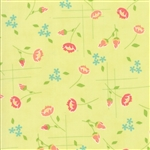 Lulu Lane Sprig Meadow Yardage