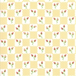 Lulu Lane Buttercup Flower Patch Yardage