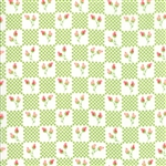 Lulu Lane Leaf Flower Patch Yardage