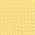 Lulu Lane Buttercup Petal Stripe Yardage