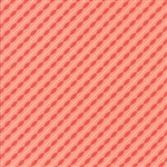 Lulu Lane Peach Petal Stripe Yardage