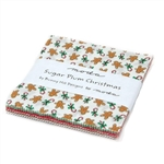 Sugar Plum Christmas Charm Pack