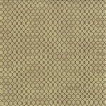 Basicgrey Floral Chain Link Fishnet Blender Classic Chic Tan Yardage