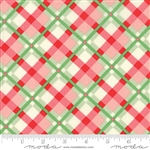 Swell Christmas Green-Red Plaid 31122-18