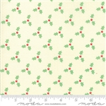 Swell Christmas Cream Holly 31126-21