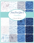 Forest Frost Fat Quarter Bundle Factory cut
