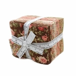 Roses & Chocolate II Fat Quarter Bundle