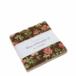 Roses & Chocolate II Charm Pack
