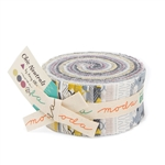 Chic Neutrals Jelly Roll by Moda Fabrics