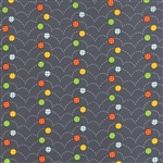 Here Boy Childrens Bouncy Balls Grey Yardage