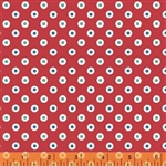Hazel Red Dot Yardage
