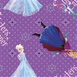 Disney Frozen Sisters Forever Character Toss